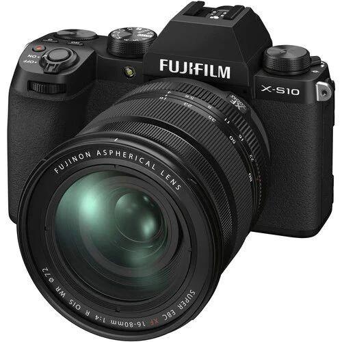 """富士X-S10——无反相机多项功能获改进的X-T4""""视频版"""""""