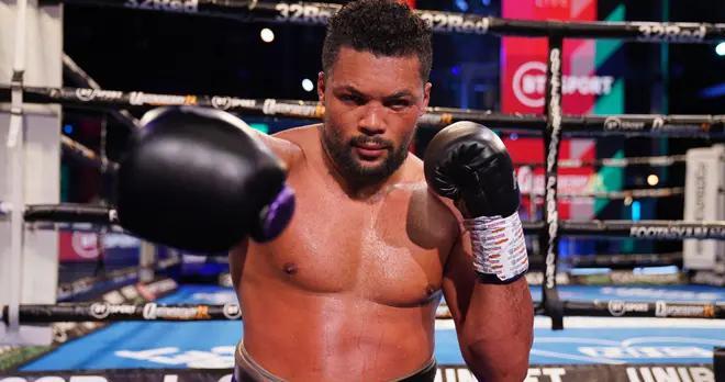 沃伦称:乔伊斯和乌西克比赛的胜者将在世界拳王战中处于有利地位