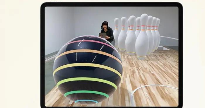 新专利显示苹果AR头显游戏可以使用Face ID正确识别和装备玩家