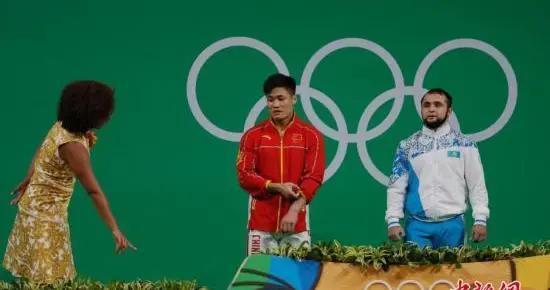 里约奥运会举重冠军兴奋剂违规 已被国际举联停赛