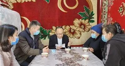 把第三次中央新疆工作座谈会精神讲到群众心坎上