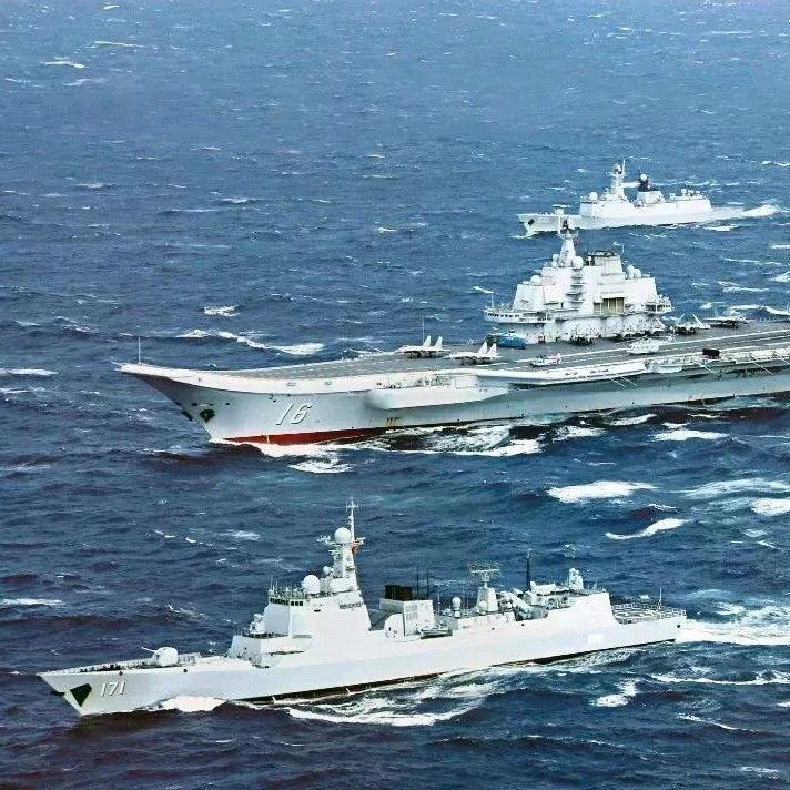 辽宁舰又有大动作:可能在台海上演30节极速,海上飙航母!