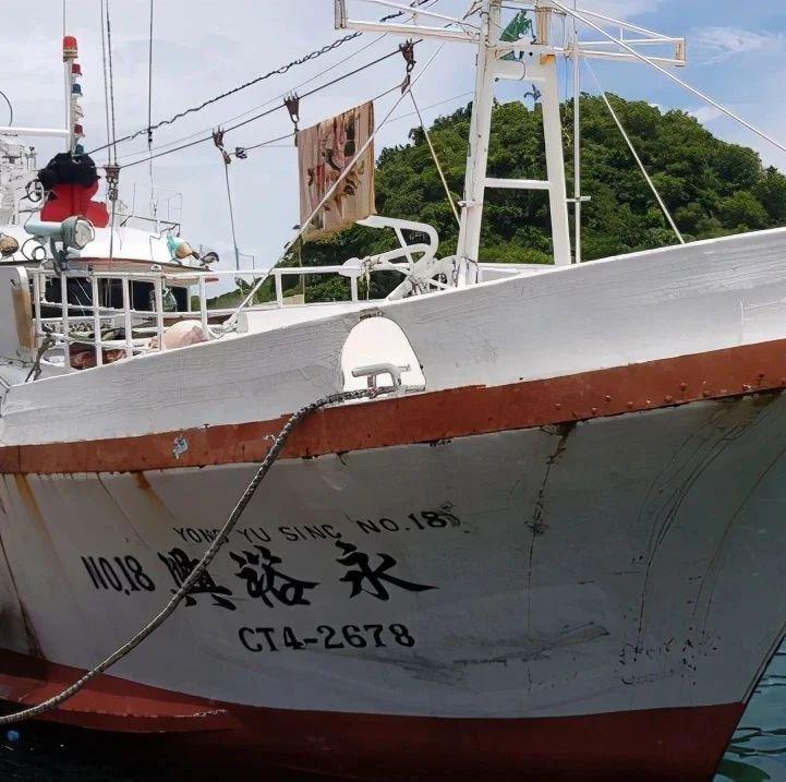一艘台湾渔船在中途岛失联 船上十人不见踪影