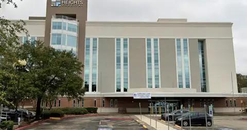 美国得州一医院租金欠费 医生被迫在停车场工作