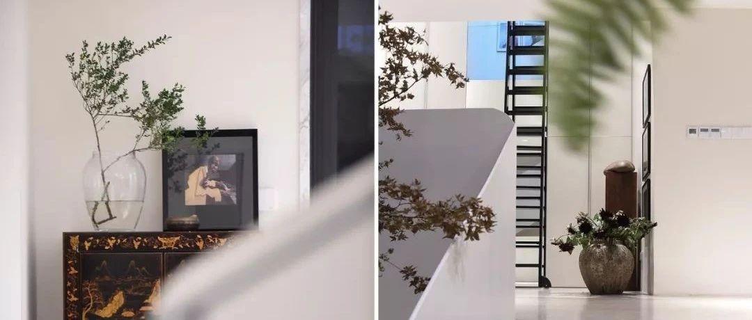 倚光而居,成都500m² 安静、朴实的艺术大宅
