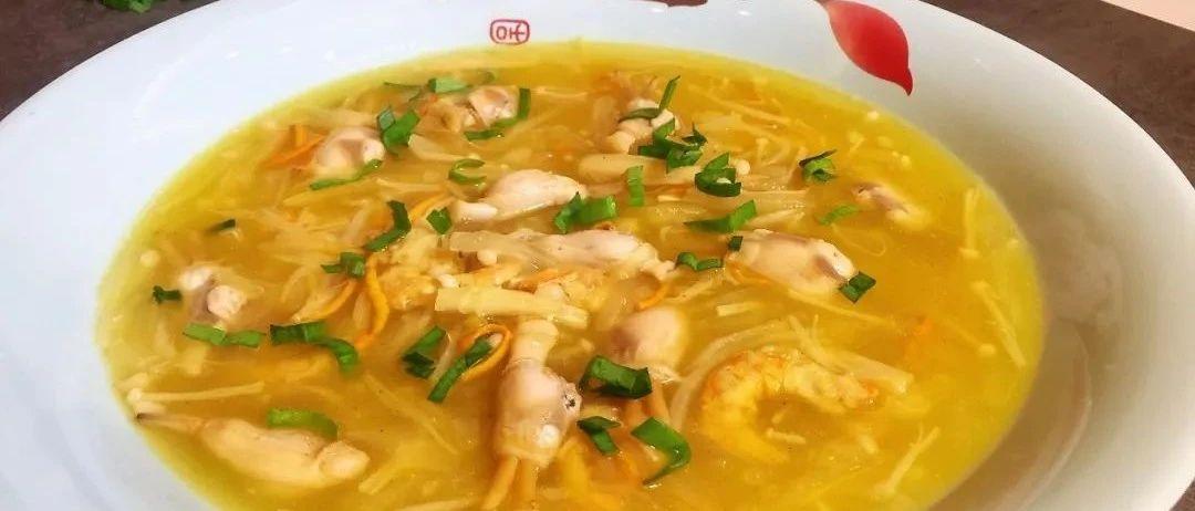 """""""萝卜丝汤""""改良版,吃一次就上瘾!味道醇香,简单又暖胃!"""