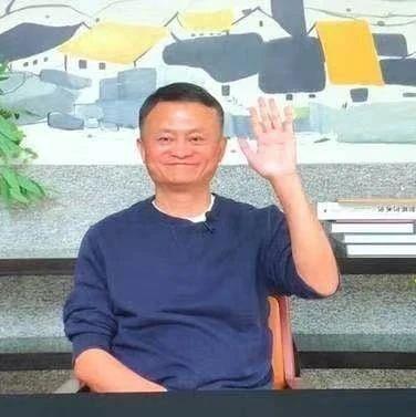 """""""消失""""两个多月后首度现身,马云如约视频连线百名乡村教师"""