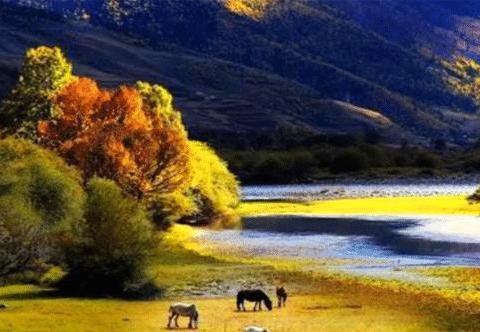 四川最值得去的地方,盖过成都,美过西藏,绝对的小众秘境!