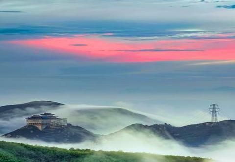 """温州的""""布达拉宫"""":建在海拔680米山巅之上,摄影师都爱去"""