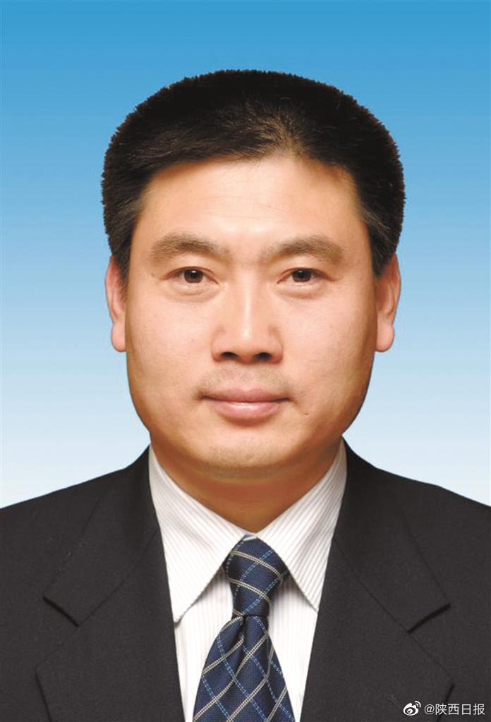 徐大彤任陕西省公安厅厅长
