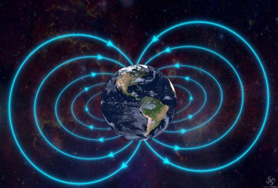 地球磁场已开始分裂,NASA感到担忧,至今都找不到原因