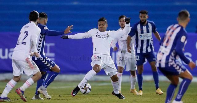 国王杯-皇马加时赛1-2被10人西乙B队淘汰 无缘晋级16强