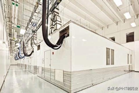 模块化自动化可移动GMP洁净室