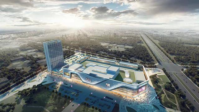 颜值即正义?银川吾悦广场重构商业新中心引领城市商业迭代升级!