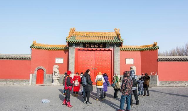 """沈阳故宫,中国""""第二故宫"""",是满清入关前的""""紫禁城"""""""