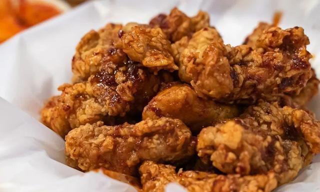 吃遍大连-心里的炸鸡念想,被小北风点燃,抗不住韩式炸鸡的诱惑