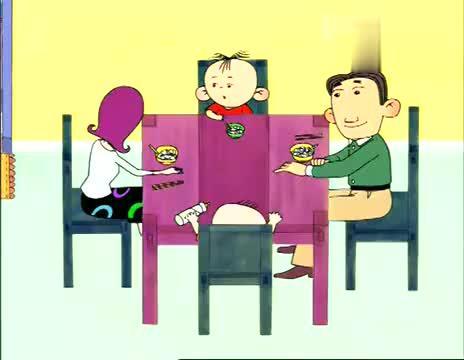 小豆丁管图图叫哥哥,图图觉得当哥哥的感觉一级棒,太可爱了