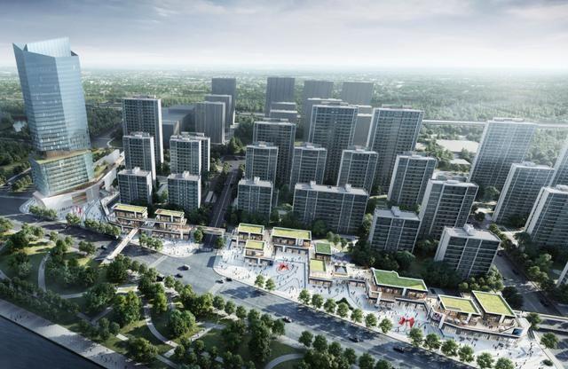 洋房+高层+商业体,宁波姚江新区一线江景房的价格真香