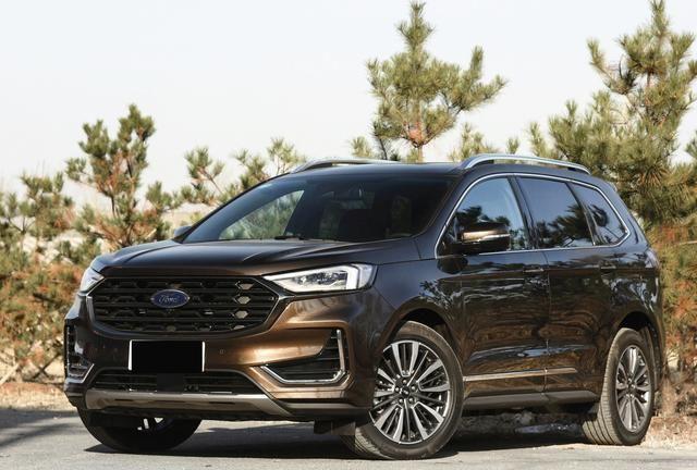 丰田汉兰达配置太低?这辆美系SUV配置高,价格低,你会喜欢吗?
