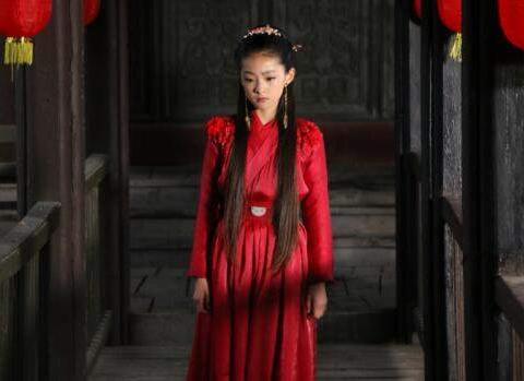 被称为最仙小童星,撞脸杨幂饰演小王昭君,15岁已经是戏骨了