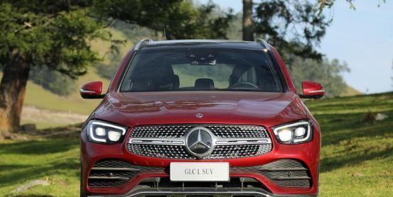 新款北京奔驰GLC,外观延续海外版设计,搭载2.0T发动机+9AT