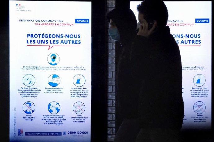 疫情影响大,2020年法国避难申请、驱逐出境、签证发放数量皆大幅下降