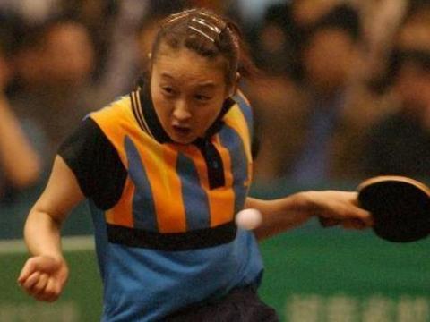 国乒最美冠军,因与马琳恋爱被国家队开除,拒绝为别国效力