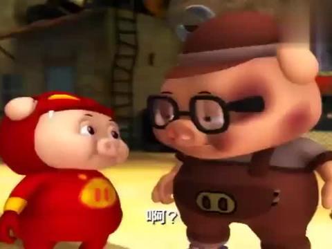 猪猪侠:比赛开始,猪猪侠索要棒棒糖,迷糊却一直卖关子