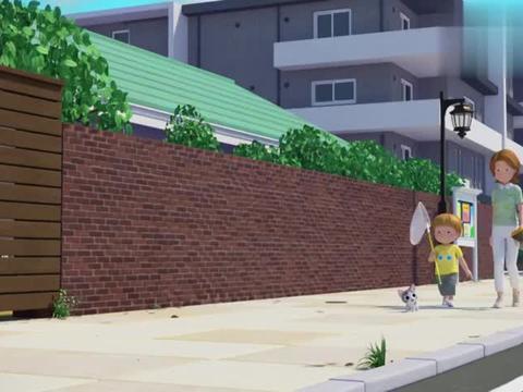甜甜私房猫:一家人去公园,他们打算抓昆虫,会有什么故事发生