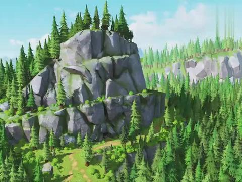 宇宙护卫队:熊爷爷教小熊建造房子,小熊很吃力,要加油啊!