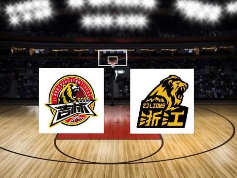 CBA篮球比赛解析 九台农商银行vs浙江广厦控股