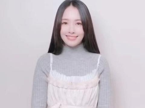 郭碧婷产后首参加综艺,为节目录ID,淡妆出镜发际线引热议