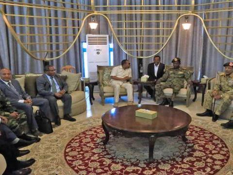 东非战争升级,埃塞俄比亚指控苏丹占领9个营地,威胁炸复兴水坝