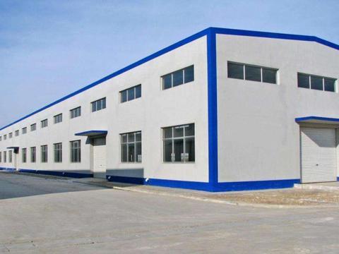 大型机械厂房建筑设计需要注意的几点 广东省建科建筑设计院
