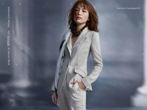 川口春奈,成熟的表情有力的女性形象世界领先于日本先行公开