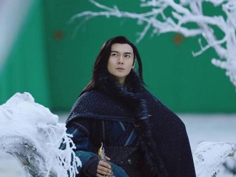 刘宇桥:宝莲灯最帅八太子,40岁的他在《灵域》为范丞丞做配角!