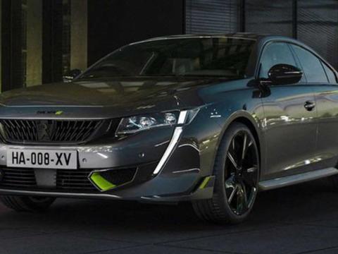 标致508L将推高性能版,马力高达355匹,或今年上市