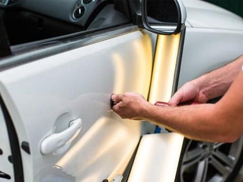 绍兴汽车车身凹陷修复常用指南
