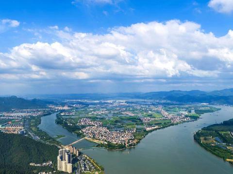 迎亚运会、创示范段、融三江汇、建未来城……富阳东洲这样干!
