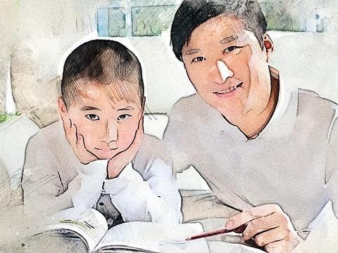 """父母不能代替孩子成长,""""适当对孩子放手"""",才是给孩子真正的爱"""