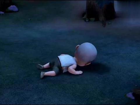 熊出没:熊二平时憨憨的,编起故事可不含糊啊,光头强差点都信了