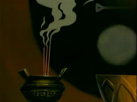 石猴拜师成功,师傅给他起名叫悟空,悟空很喜欢这个新名字