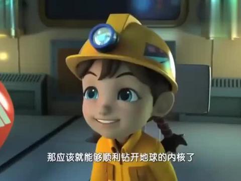 李娜为钻开地球内核,让金刚把钻石装在钻头上