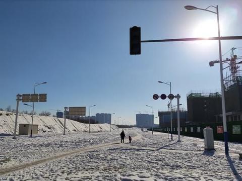 乌鲁木齐会展片区再建一条交通大道,今后去医院看病不用绕行!