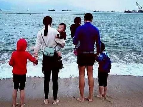 网球名将晏紫嫁入豪门拼下四胎,捐款参加公益幸福美满女性榜样