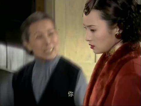 半生缘:奶奶求曼璐找好人家,快三十岁的曼璐不妥协,要嫁祝鸿才