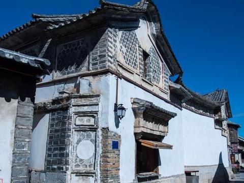电影《五朵金花》故乡,中国白族风情第一镇喜洲古镇,遇白族好人
