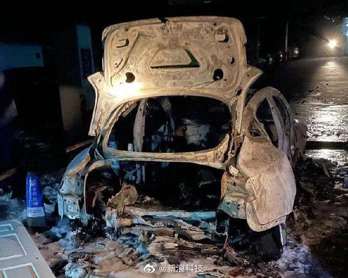 特斯拉再回应上海Model 3起火事故:初步排除自燃可能