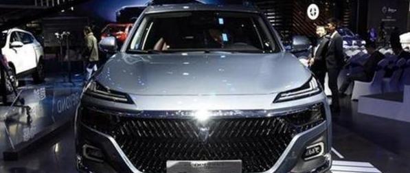 猎豹推出SUV升级版,搭载1.6T发动机,外形霸气犀利