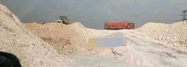 信阳一珠岩保温材料厂违规生产 污染大气环境